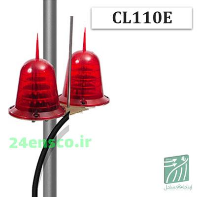 چراغ دکل دوقلو برقی CL110E